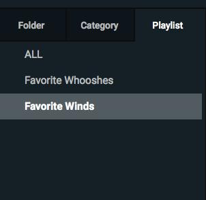 Search - Playlists