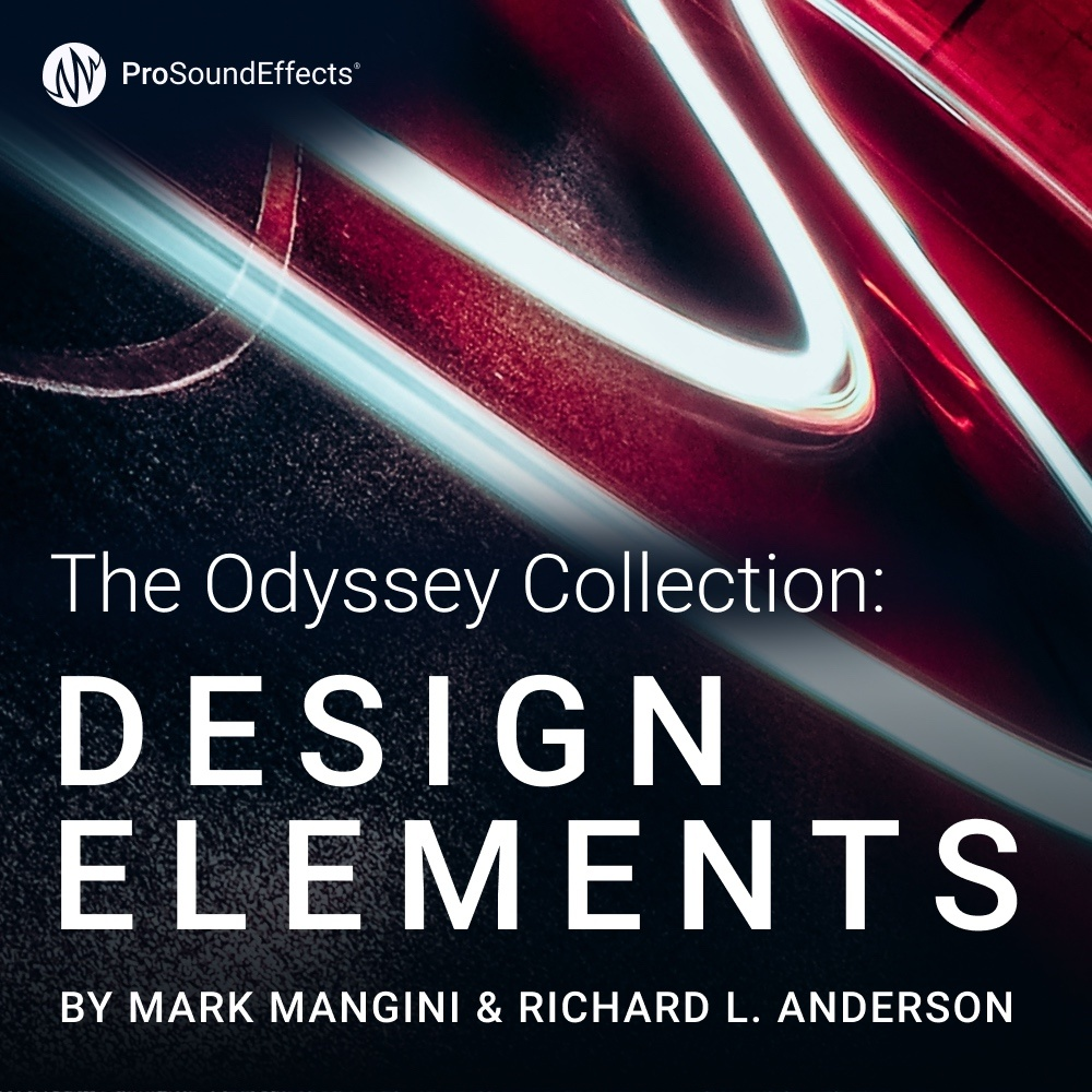The Odyssey Collection: Design Elements - by Mark Mangini & Richard L. Anderson