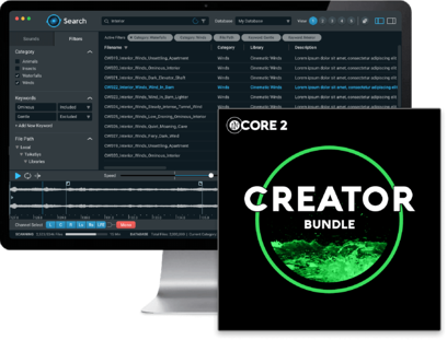 CORE 2 Creator Features