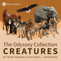 The Odyssey Collection: Creatures